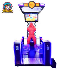 Healthy Boxing Coin Operated Game Machine For Ighting Attract Players